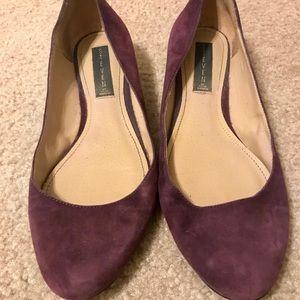 Steven by Steve Madden purple shoes
